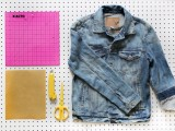 Cool DIY Original Denim Jacket4