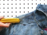 Cool DIY Original Denim Jacket5