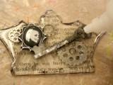 Cool DIY Skeleton Bracelet And Necklace For Halloween9