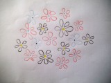 Cool Embroidery Project – Flowery Shoulders3