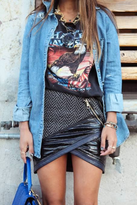 How To Rock Graphic T Shirts: 19 Ideas