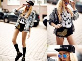 Cool Fancy Style With Graphic T-Shirts5