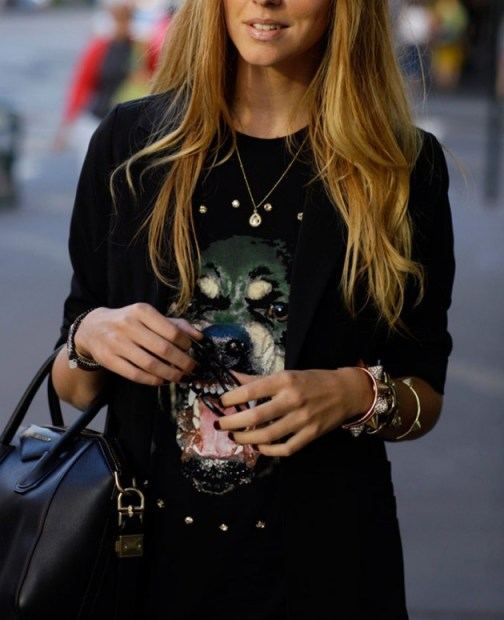 Picture Of Cool Fancy Style With Graphic T Shirts 6