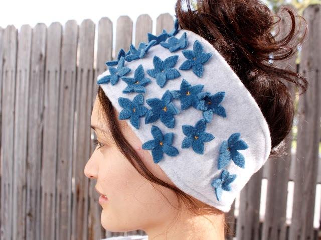 Cozy DIY Ear Warmers For Girls