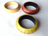 Cozy DIY Felted Sweater Bangles2