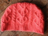 Cozy DIY Hat From Knit Sweater For Cold Days4