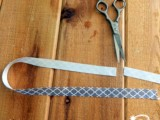 Cozy DIY Ribbon Headband3