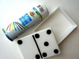 Creative DIY Domino Clutch4