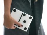 Creative DIY Domino Clutch5