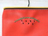 Creative DIY Watermelon Embroidered Clutch11