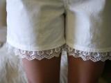 Cute DIY Air Lace Shorts5