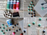 Cute DIY Handmade Bauble Necklace2