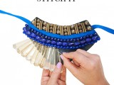 DIY A Brand Bib Necklace4