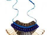 DIY A Brand Bib Necklace6