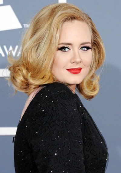 Picture Of DIY Adele's Eye Make Up 2