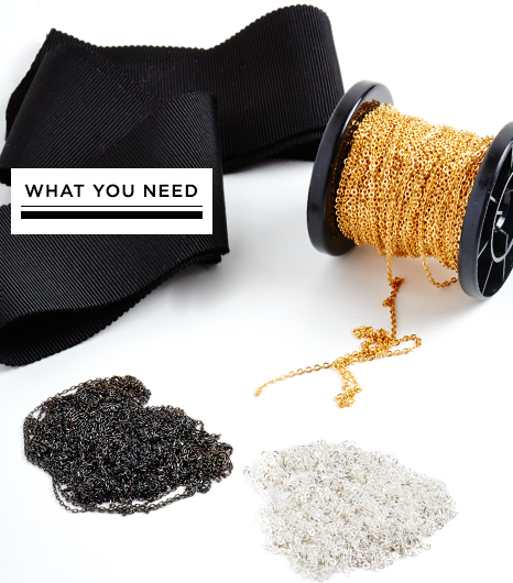 DIY Embellished Belt To Attract Attention