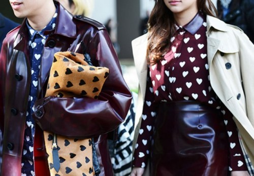Fashion Trend Alert: Burberry Hearts
