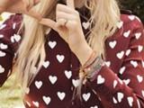DIY Burberry Hearts7