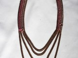 DIY Casual Tiered Chain Collar 6