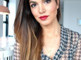 DIY Elegant Hairstyle For The Date 3