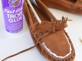 DIY Excellent Beaded Moccasins4
