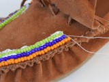 DIY Excellent Beaded Moccasins7