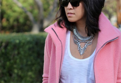 DIY Fabulous Vintage Statement Necklace