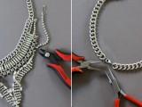 DIY Fabulous Vintage Statement Necklace10