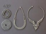 DIY Fabulous Vintage Statement Necklace2