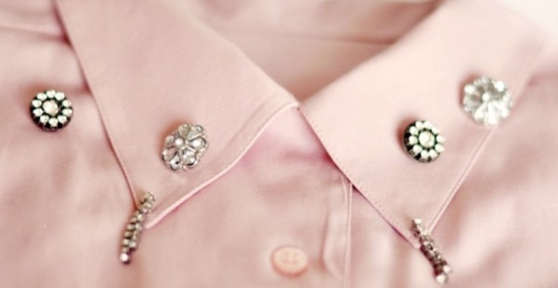 Picture Of DIY Handmade Collar To Make Your Shirt Stylish 3