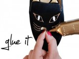 DIY Impudent Kitty Loafers3