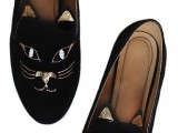 DIY Impudent Kitty Loafers4