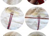 DIY Leather And Climbing Rope Macrame Bracelets4