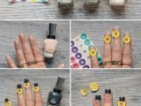 DIY Nails With Shimmer2