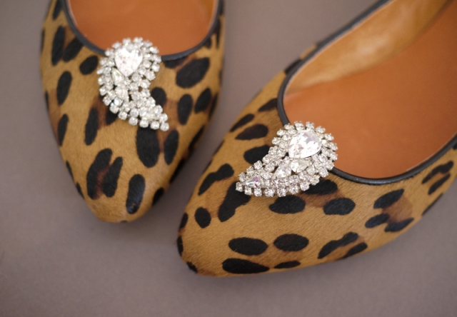 Picture Of DIY Shining Clips For Your Best Shoes 5