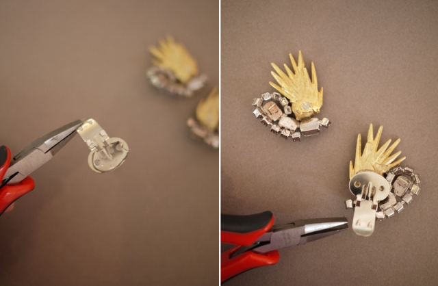 Picture Of DIY Shining Clips For Your Best Shoes 7