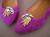 DIY Shining Clips For Your Best Shoes8