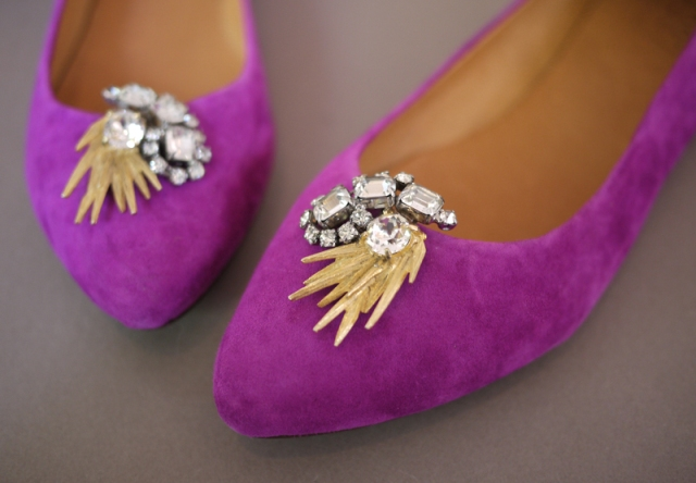 Picture Of DIY Shining Clips For Your Best Shoes 8