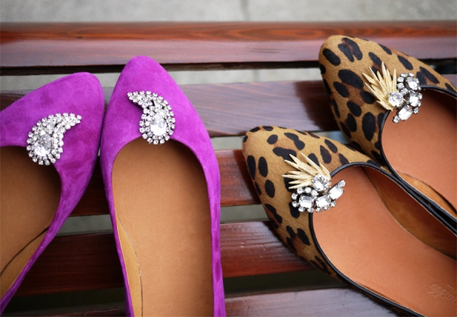 Picture Of DIY Shining Clips For Your Best Shoes 9