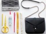 DIY Stylish Embellished Bag