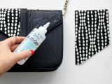 DIY Stylish Embellished Bag4