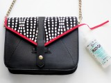 DIY Stylish Embellished Bag5