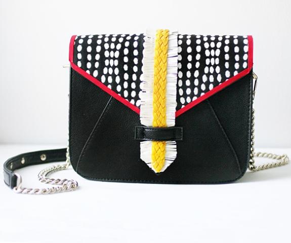 Picture Of DIY Stylish Embellished Bag 8