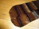 DIY Stylish Faux Fur And Satin Neckwarmer5
