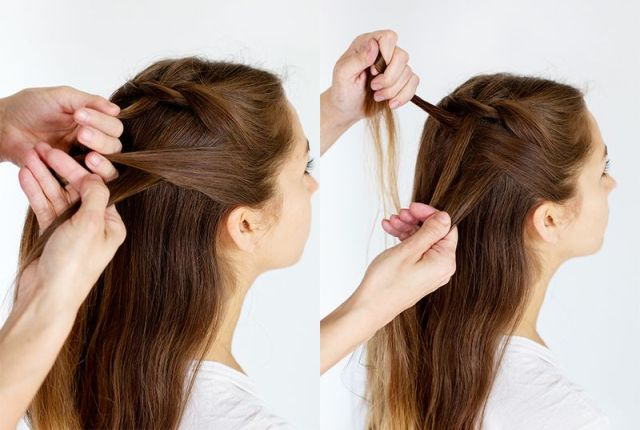 Picture Of Delicate DIY A Waterfall Twist 5