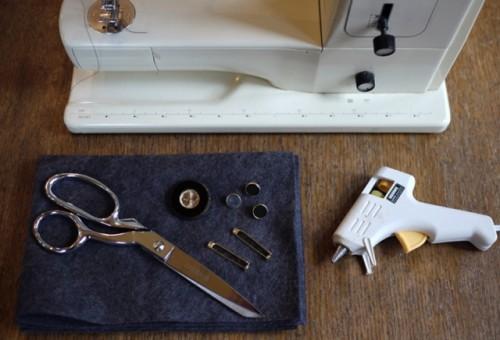 Chic DIY Fendi Inspired Frill
