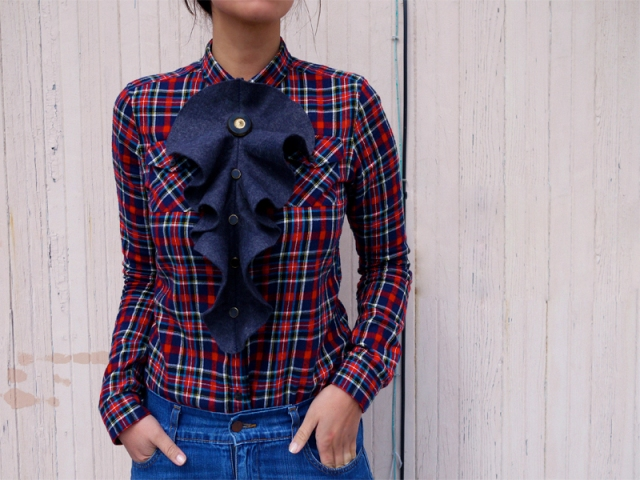 Picture Of Detailed DIY Chic Frill 6