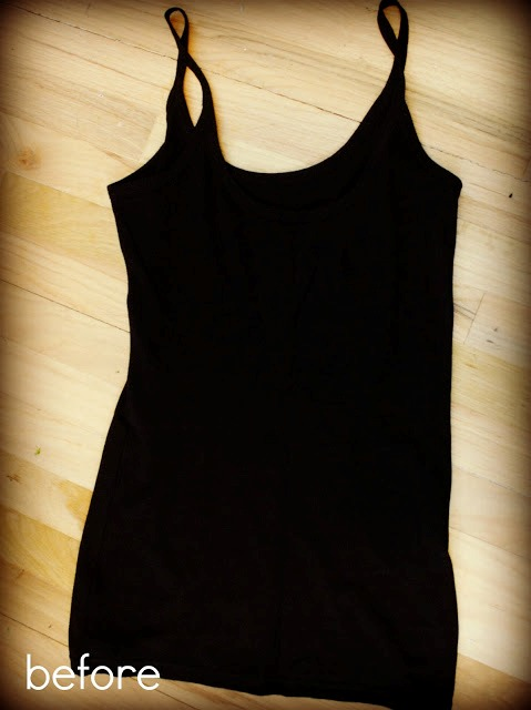 Cool And Easy DIY Tank With A Zipper