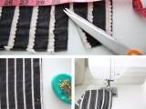 Easy DIY Infinity Scarf 3