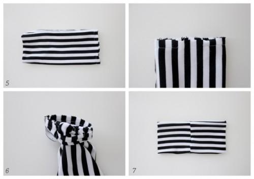 Elegant And Simple DIY Headwrap